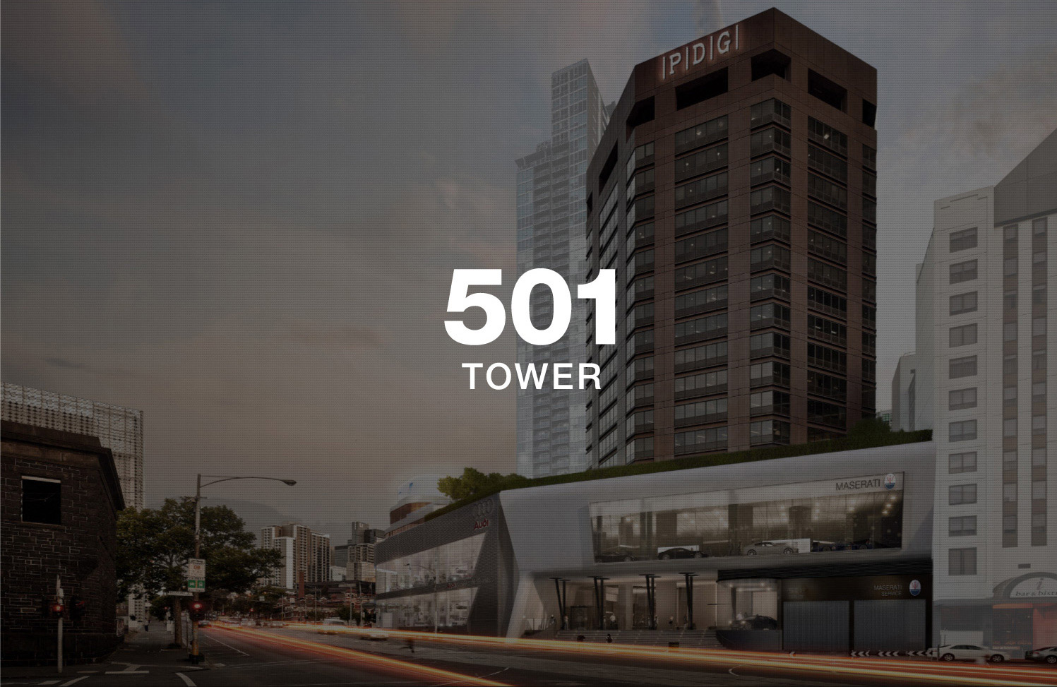 501 Tower